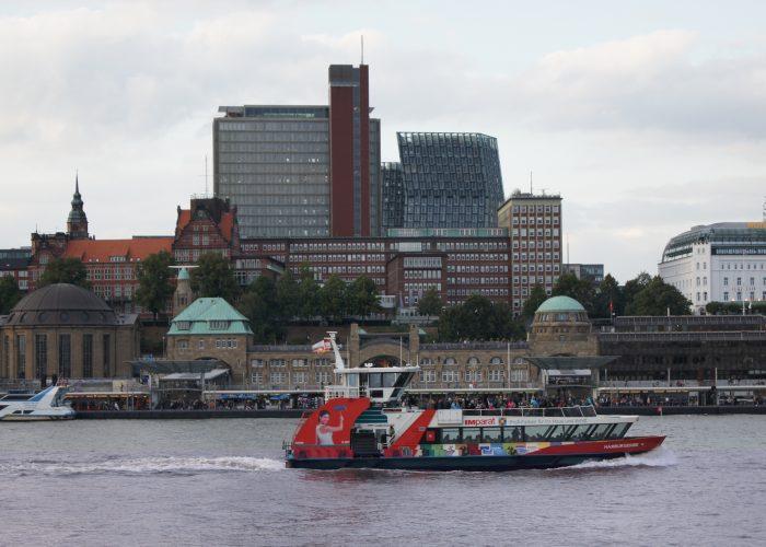 Stadtführung Hamburg Hafenkante