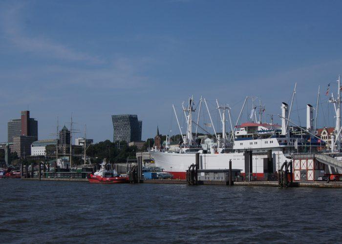 Stadtführung Hamburg Hafenrundfahrt