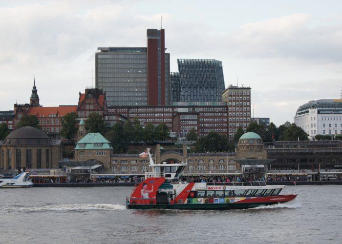 Stadtführung Hamburg Landungsbrücken