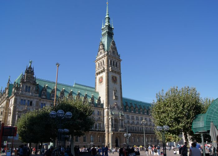 Stadtführung Hamburg Rathaus