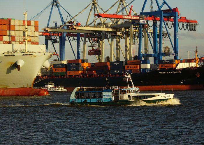 Stadtführung Hamburger Hafen