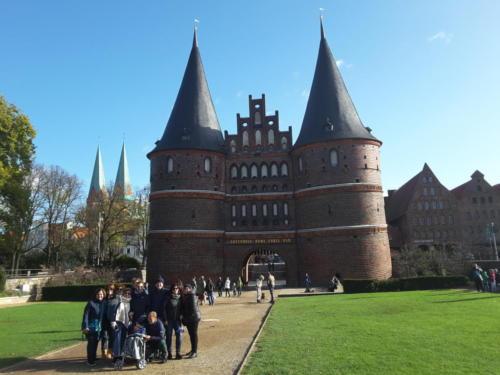 Hansestadt Lübeck - Holstentor
