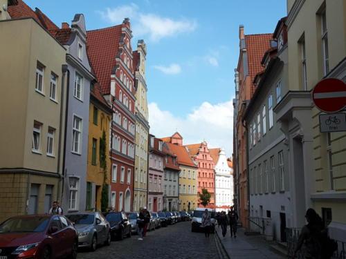 Ciudad hanseatica de Stralsund