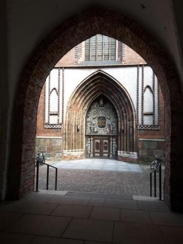 STralsund - St. Nikolaikirche