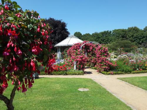 Parque Planten un Blomen