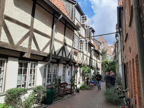 Lübeck -Bäckergang