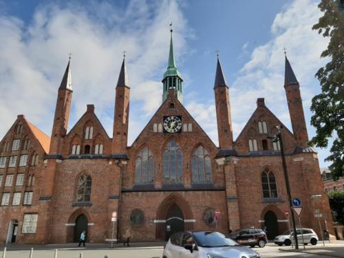 Hanse Stadt Lübeck -  Heiliggeist Hospital zu LÜbeck