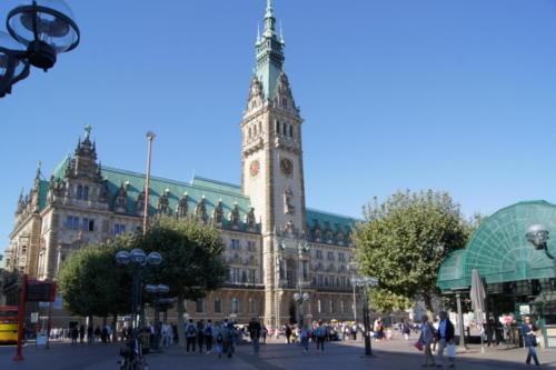 Municipio Hamburgo