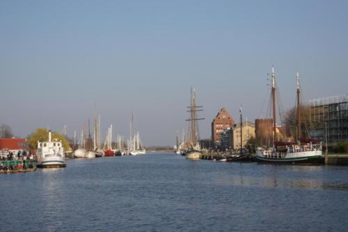 Ciudad hanseatica de Greifswald