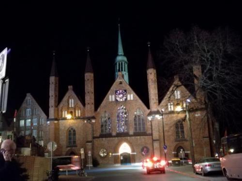 Heiliggeist Hospital zu Lübeck