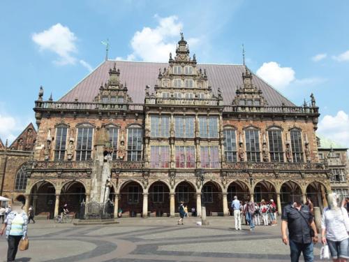 Rathaus UNESCO - Bremen