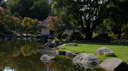 Parque Planten un Blomen - Hamburgo