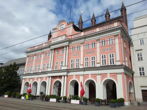 Ayuntamiento de la Ciudad Hanseatica - Rostock