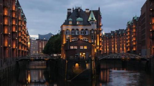 Cidade Armazéns - Hamburgo - UNESCO