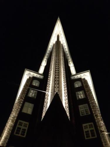 Casa Chile - Chilehaus - Hamburgo Unesco