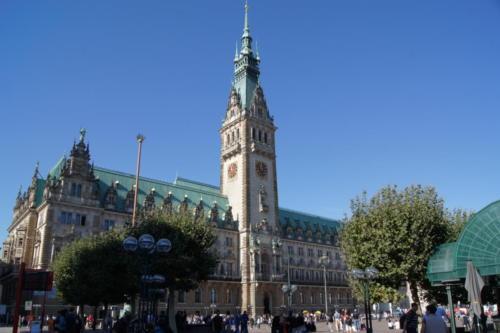 Ayuntamiento - Hamburgo