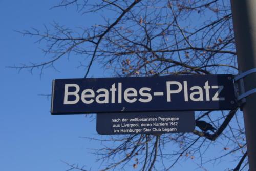 Piazza Beatles - Amburgo