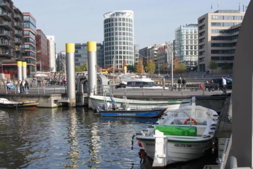 HafenCity- Hamburgo