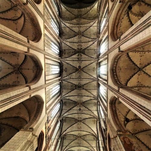 St .Marien zu Lübeck - Gewölbe